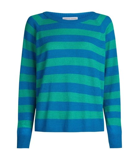 Fabienne Chapot Clio Pullover Oasis Blue Jade Green