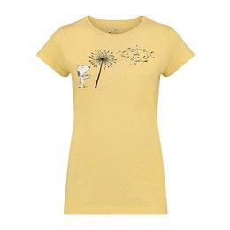 Vintage 55 T-Shirt Snoopy Flower