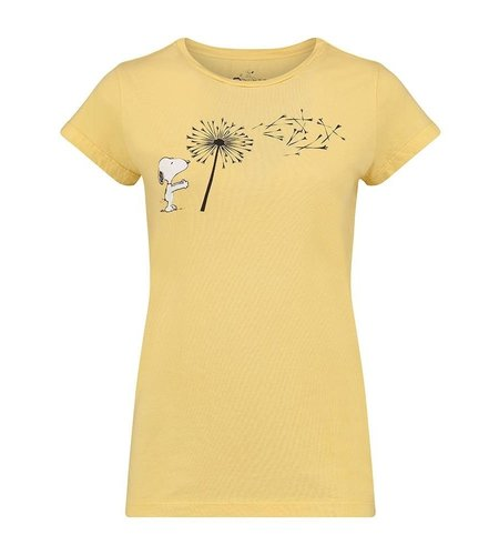 Vintage 55 T-Shirt Snoopy Flower Pineapple