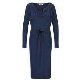 IEZ! Dress Drapy Neckline Modal