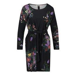 IEZ! Dress Tunic Short Satin Print