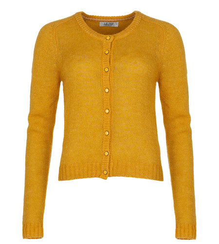 Le Pep Cardigan Bette Honey
