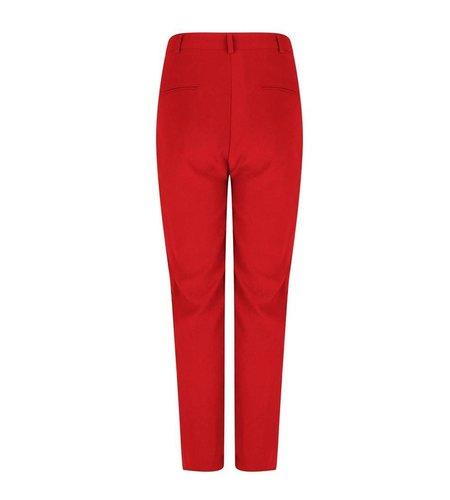 Fabienne Chapot Julia Trousers Scarlet Red