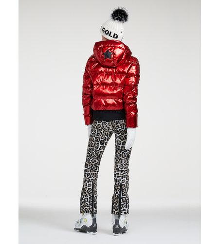 Goldbergh Roar Ski Pant Leopard