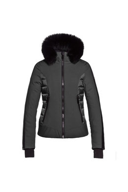 Goldbergh Kaja Jacket Fake Fox Fur