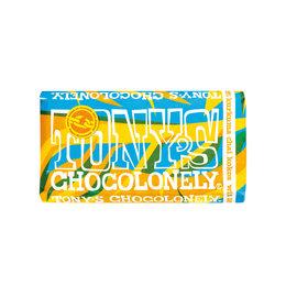 Tony's Chocolonely Wit Kur Chai Kokos