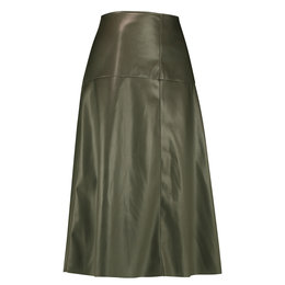 Studio Anneloes Penny Leather Skirt