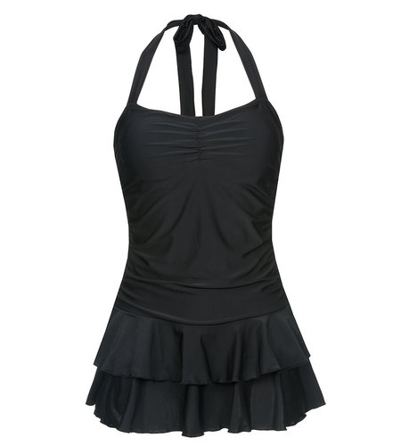 Pussy DeLuxe Lovely Chic Swimsuit Black