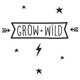 A Little Lovely Company Wall Sticker Grow Wild