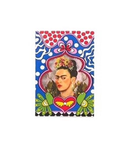 Kitsch Kitchen Notebook Frida Self Portrait A 5
