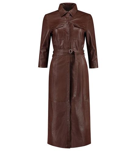 Goosecraft Freedomfire Dress Rodeo Brown