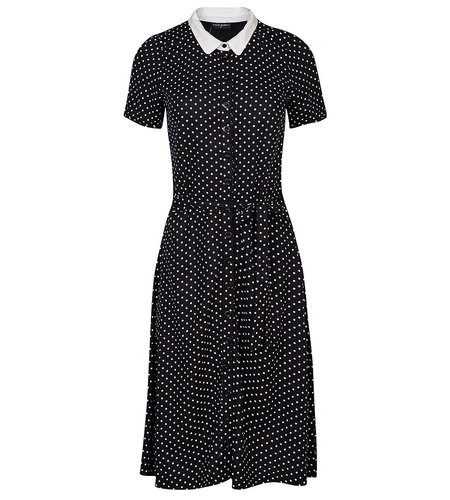 Vive Maria My Italian Love Dress Black/Allover