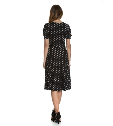 Vive Maria Petite Marguerite Dress Black/Allover