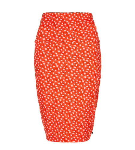 Le Pep Carina Skirt Spicy Dots