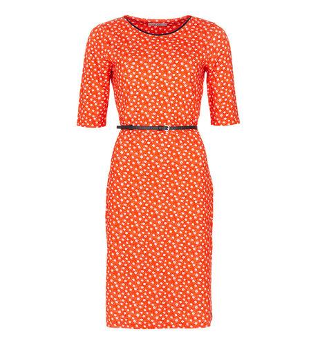 Le Pep Carla Dress Spicy Dots