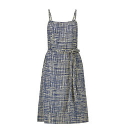 IEZ! Dress Singlet Stripe Jersey Print