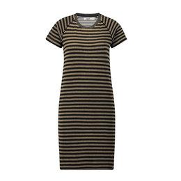 IEZ! Dress Terry Stripe