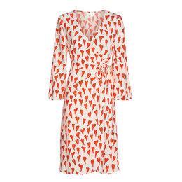 Fabienne Chapot Fabienne Chapot Winni Dress Off White Cool Coral