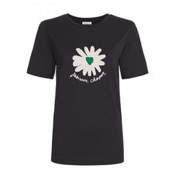 Fabienne Chapot Fabienne Chapot Wordy T-Shirt Black