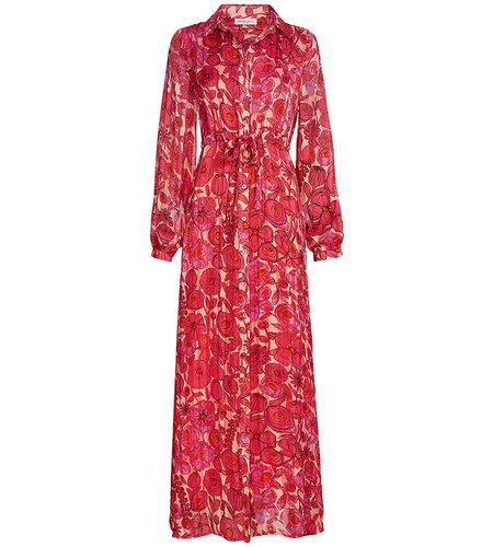 Fabienne Chapot Frida Long Dress Blossom Pink Shelly