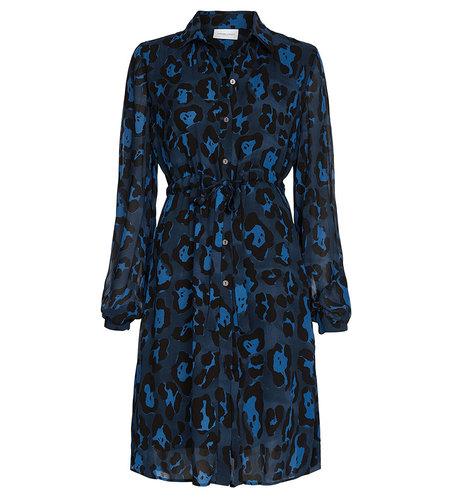 Fabienne Chapot Frieda  Short Dress Insignia Blue Black