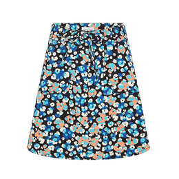 Fabienne Chapot Fabienne Chapot Harry Skirt Black Riviera Blue