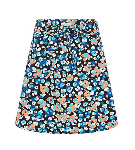 Fabienne Chapot Harry Skirt Black Riviera Blue