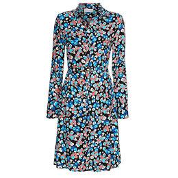 Fabienne Chapot Fabienne Chapot Hayley Dress Black Riviera Blue