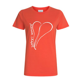 Fabienne Chapot Fabienne Chapot Joanne T-Shirt Cool Coral