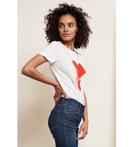 Fabienne Chapot Joanne T-Shirt Off White