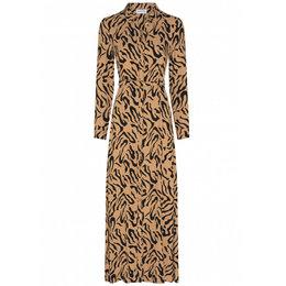 Fabienne Chapot Fabienne Chapot Laura Dress Toffe Brown Black