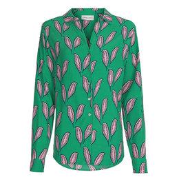 Fabienne Chapot Fabienne Chapot Lily Noa Blouse Cactus Green Pink