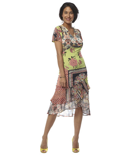 Tessa Koops Felicity Dress Navarra