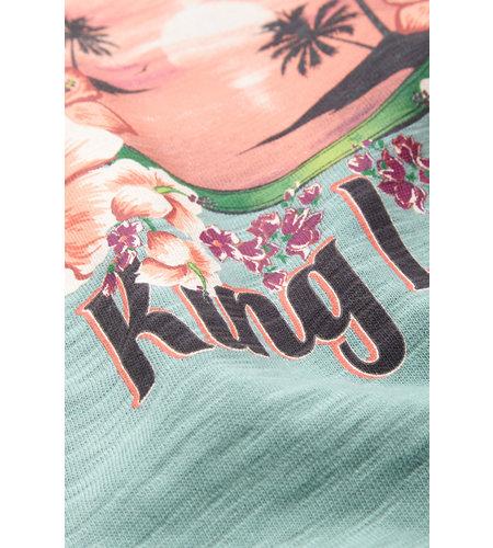 King Louie Aloha Tee Spar Green