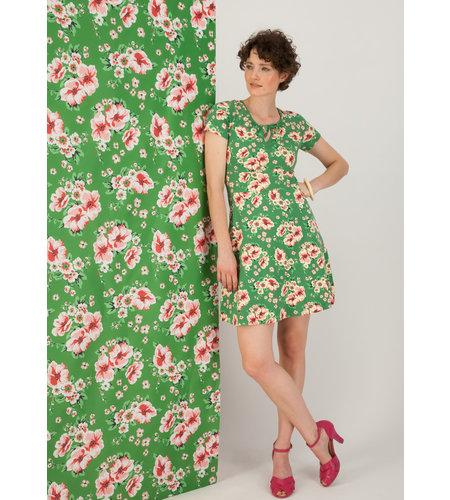 Blutsgeschwister Sunshine Boulevard Dress Floral Florida