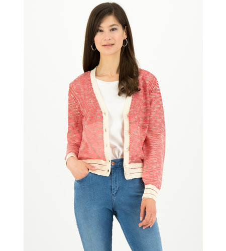 Blutsgeschwister Avec Plaisir Cardy Sporty Red White