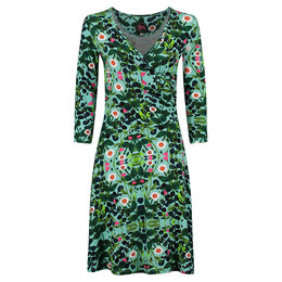 Tante Betsy Dress Tango Secret Garden Blue