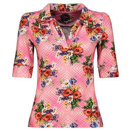 Tante Betsy Shirt Nellie Poppy Pink