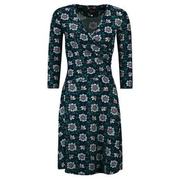 Tante Betsy Dress Tango Forest Flower Navy