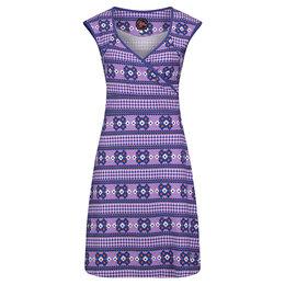Tante Betsy Summer Cross Dress Scandi Purple