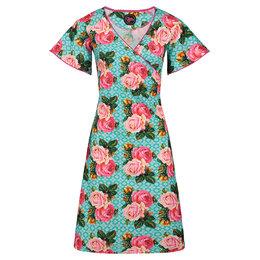 Tante Betsy Dress Lila Savon Rose Blue