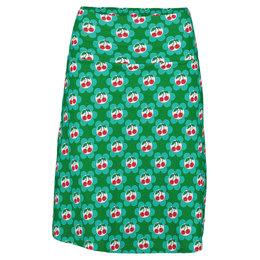 Tante Betsy Skirt Cherrie in Blossom Green