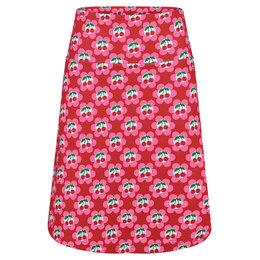 Tante Betsy Skirt Cherrie in Blossom Red