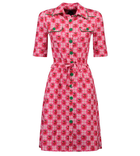 Tante Betsy Dress Betsy Apple Grain Pink