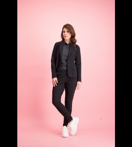 Studio Anneloes Bright Bonded Blazer Black