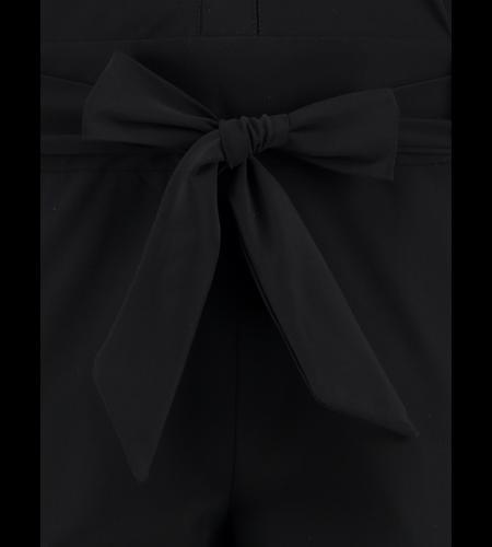 Studio Anneloes Angelique Jumpsuit 3/4 with cuff black