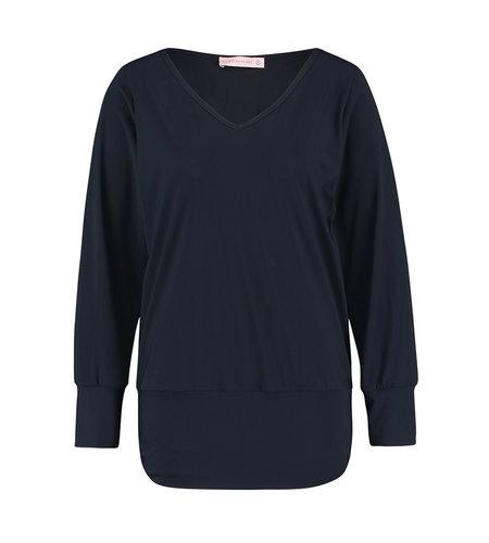 Studio Anneloes Tandem Shirt Dark Blue
