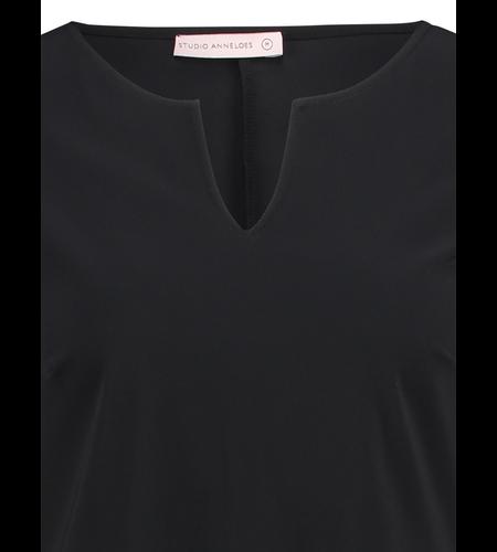 Studio Anneloes Simplicity Dress Black