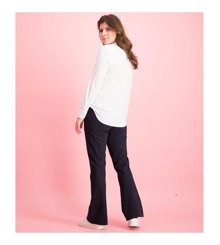 Studio Anneloes Flair Bonded Trousers Black