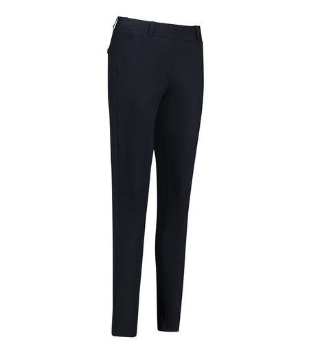 Studio Anneloes Flo Bonded Trousers Black